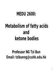 161027_Metabolism of fatty acids and ketone bodies.ppt