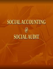 6-Social Accounting.ppt