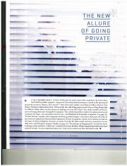 Article 2 - The new Allure of going private.pdf