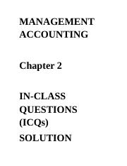 ICQ Solution Chapter 2 3rd edition(1)