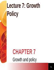 Lecture07_Ch07_Growth_Policy.ppt