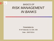 Risk Mgmt-GF-Presentation 28.07.2014