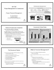 CE134_Lec 11_Project Financial Management-HO6.pdf