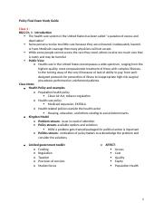 PolicyFinal_TextbookStudy Guide.docx