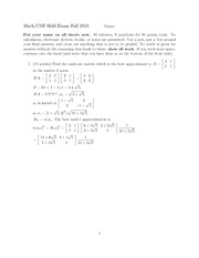 Math6643Fall2010ExamLatexWSolutions
