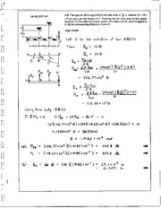 92_Mechanics Homework Mechanics of Materials Solution
