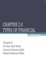 Chapter 2.0 intro to financial statement.ppt
