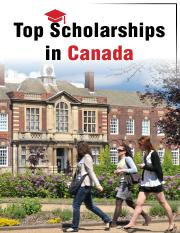 Top Scholarships in Canada.pdf