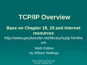 TCP and IP_Overview-Apr01