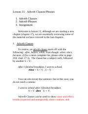Lesson 11 Adverb Clauses.pdf