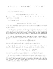 Initial value problems