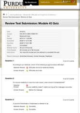 Review Test Submission: Module #2 Quiz – Fall-2014-COM-...