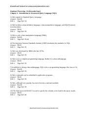 kroenke emis3 tif 06 Experiencing mis by david m kroenke chapter notes: chapters 1  kroenke  emis3 tif 01 exam 3 i102 final  heizer problem solution c06 math  problems.