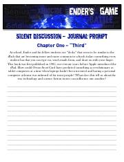Silent Discussion - Journal Prompts.pdf