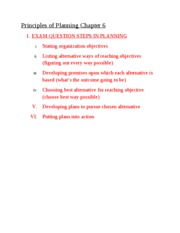 mgmt 670 mid term exam questions The clep principles of management exam covers material that is usually taught questions on the principles of management examination require test takers to.