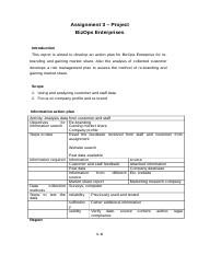 BSBINM601 Manage Knowledge and Information-Task 3.docx
