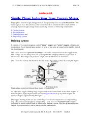 Notes-22 Single Phase Energy Meter.docx