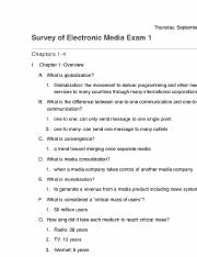 Survey of Electronic Media Exam 1.pdf