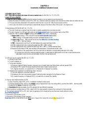 Ch 9 Study Notes (12-17-11)