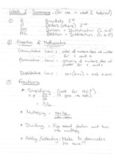Week 1_Distributive Law Practice - Determining Distributive Property ...
