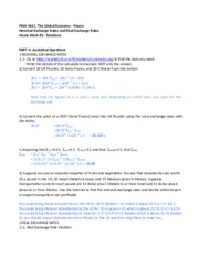 2 - Home Work - Solutions (1)