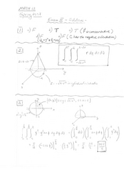 Spring '07 Exam 3 Solutions