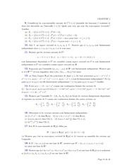 Supplementary Problems 2