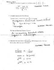 Test 2 Alternate Exam And Solutions