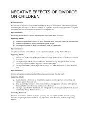 school uniforn questions the essay the school uniform 2 pages impact of divorce