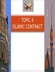 Chap_4_Islamic_Contract