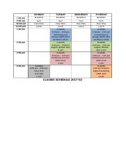 CLASSES SCHEDULE.docx
