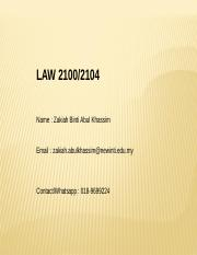 CH1 Sources of law.ppt