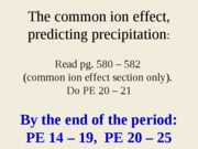 common-ion-effect