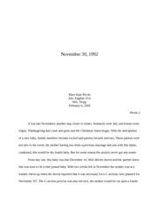 scarlet letter antagonist essay