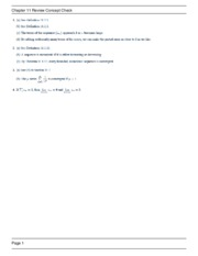Math Text answers cpt 11 review