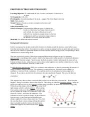 Photoelectron Spectroscopy Inquiry F.doc