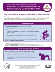 PhysicalActivity_Fact_Sheet_Adults_CDC