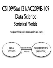 EXTENSION CSCI E-109 : Intro to Data Science - Harvard