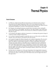 physics - ch 10 solutions