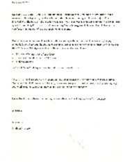 Acc 250 letter example