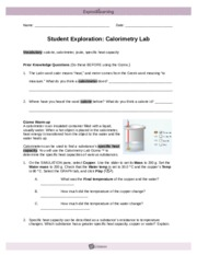 Rank the three substances in order of their specific heat ...