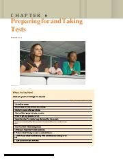 Chapter 6 - Preparing For and Taking Tests.pdf