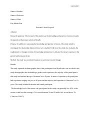 Pressure Ulcers Proposal.docx
