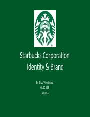 Corporate Identity-Starbucks 112516
