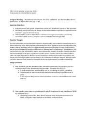 NCLB part2 Study Guide.docx