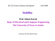 EE313_stability
