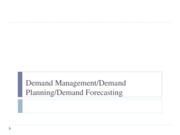 Demand Management_Demand Planning_Demand Forecasting (1)