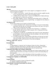 2013 social psych 9 - study guide 4