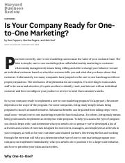Is Your Company Ready for One-to-One Marketing_.pdf