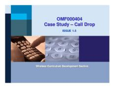 Case Analysis-Call Drop ISSUE1.5.pdf